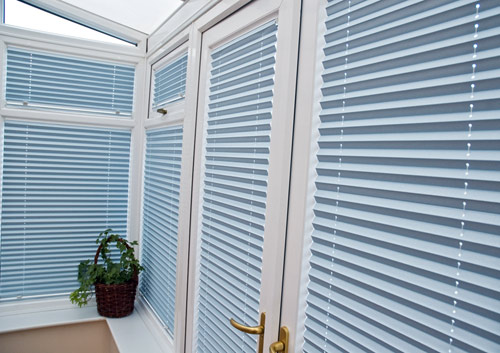 Ez Fit Pleated Blind Small Up To 1250mm Width Up To